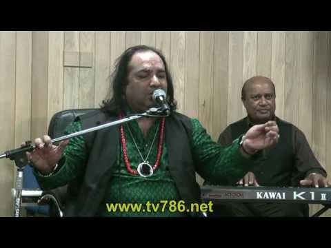 Tajdar e Haram Ho Nigahe Karam Haji Ameer Khan Qawwal