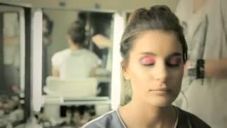 AVON Color Trend Reklamı Kamera Arkası