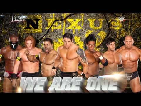 Wwe: The Nexus 1st Entrance Theme:we Are One(full)(wwe Mix) (hight Quality) + Download Link ᴴᴰ video