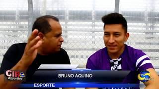 BRUNO AQUINO O HOMEN GOL DO ARAXÁ ESPORTE CLUBE