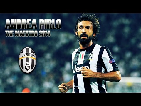 Andrea Pirlo ▶ The Maestro | Skills/Passes/Free Kicks/Assists | 2014 |