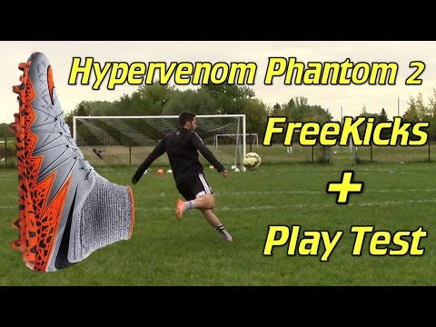 Nike Hypervenom Phantom 2 - Play Test + Review