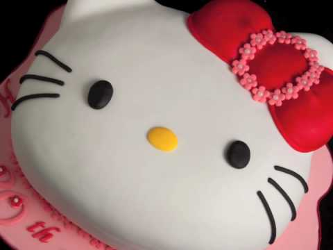 Hello Kitty Birthday Video