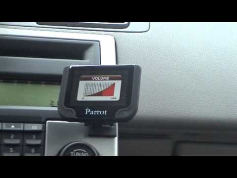 volvo s40 2006 parrot mki9200 youtube. Black Bedroom Furniture Sets. Home Design Ideas