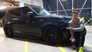 Scary COST Of Owning A Range Rover SVR!