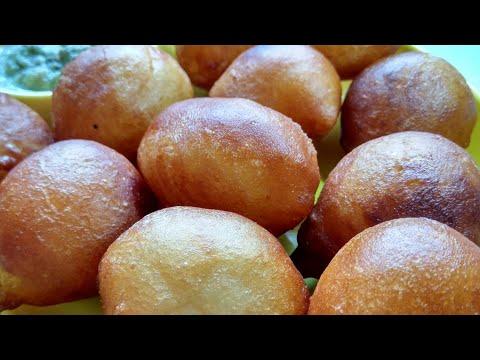 म्हैसूर बोडा रेसिपी / Mysore Bonda recipe / quick and easy snacks recipe