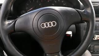 Обзор Audi a4 b5 1.8T quattro 1998 aeb usa (ЧАСТЬ 1)