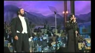Luciano Pavarotti Video - Il Cielo (Luciano Pavarotti - Renato Zero)