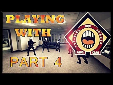 Cs Go: Playing With The Pron Clan 4 - Ebola, Triple Kills, Hldj Fun video