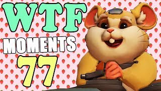 Overwatch WTF moments Ep.77 - Try Not to Laugh