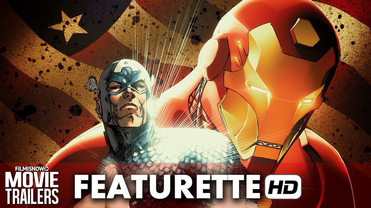 Marvel's Captain America: Civil War Featurette 'From here to Infinity' [HD]