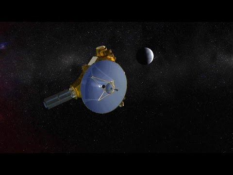 NASA Loses Contact with New Horizons on Pluto Approach
