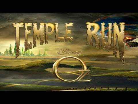 Temple Run: Oz China Girl Edition Universal HD Gameplay Trailer