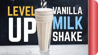 How To Level Up A Vanilla Milkshake
