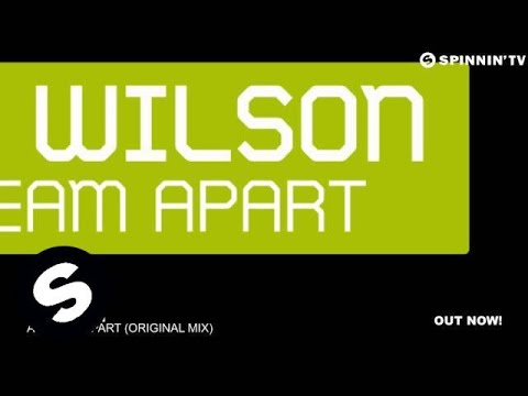 Ali Wilson - A Dream Apart (Original Mix)