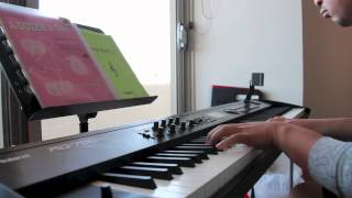 Love Me Tender - Piano Cover