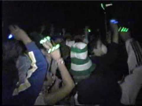 (Part 1) Dune II Desert Rave Party 1997 Video