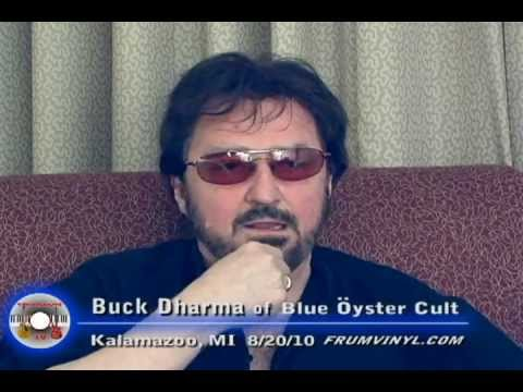 Buck Dharma of Blue Oyster Cult Part 2
