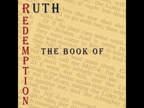 Pastor Mike Abendroth - Redeemed by a relative (ruth 2:17-23)