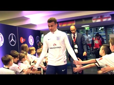 Germany 2-3 England - (Exclusive) Tunnel Cam | Inside Access