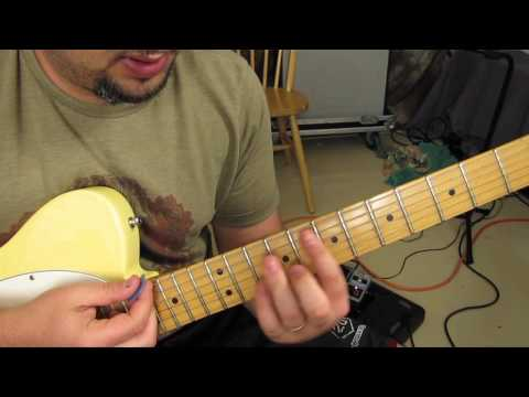 Arctic Monkeys - 'Fluorescent Adolescent' - How To Play On Guitar - Guitar Lessons