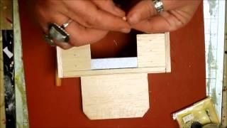 Miniature Sewing Desk, Part 1 - jennings644