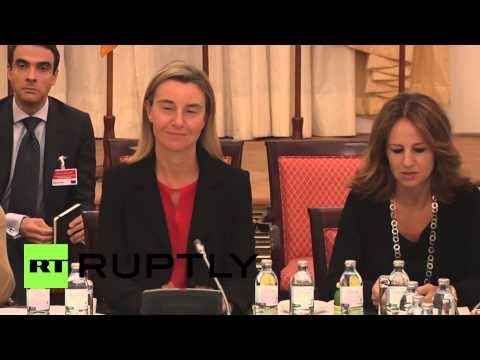 Austria: FMs gather for continued Iran nuclear talks in Vienna