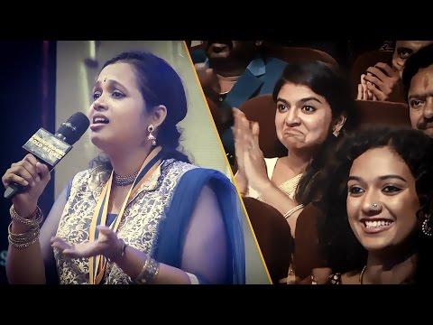 Padmalatha's mesmerizing voice, sings Kadhalaam from Uttama Villain
