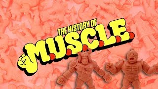The History of MUSCLE (aka M.U.S.C.L.E.)