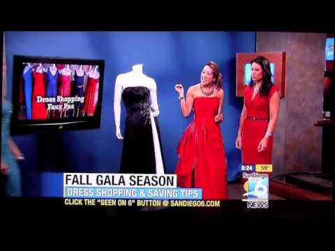 Special Occasion Dress Shopping &amp  Tips