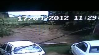 chandigarh live rape attempt recorded on cctv
