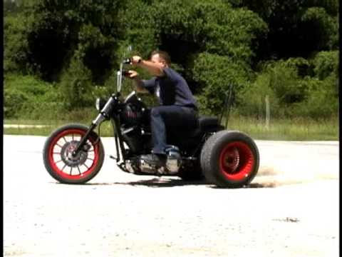 Harley Davidson Trike Conversion Kit