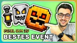 Bestes Event EVER! 👻🍅 | Pixel Gun 3D [Deutsch]