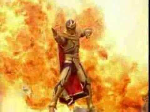 Power Rangers Mystic Force Final Morph