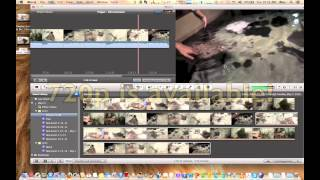 How to convert Normal size videos to 720p HD with iMovie