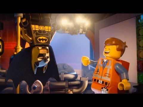 Lego Movie Outtakes Hd