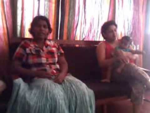 A Tamil Girl Talking About A Soldier Of The Sri Lanka Army . video
