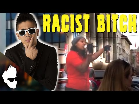 Chinese Guy Responds To Racist Tour Guide