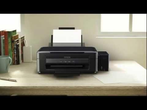 Mantenimiento de Impresoras Epson L200.L210.L350.L355.L555