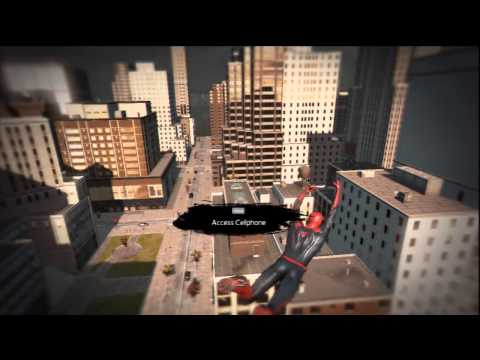 The Amazing Spider Man (The Game - PS3) [FIRST 2 HOURS Part 1/2] [HD]