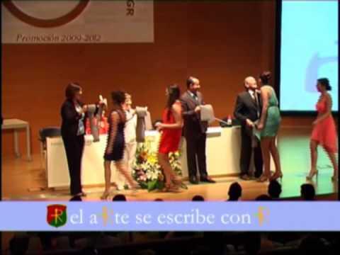 GRADUACIÓN 2012 IMPOSICIÓN DE BECAS E INSIGNIAS