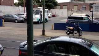 Strange ice cream truck song