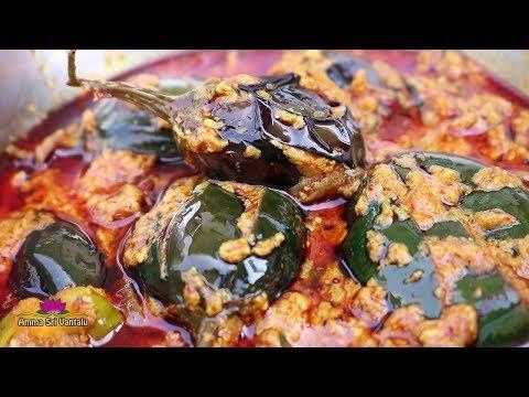Masala Gutti Vankaya Curry-brinjal spicy curry( స్పెషల్ గుత్తి వంకాయ కూర) By Ammasri Vantalu