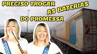 PRECISO TROCAR AS BATERIAS DO PROMESSA