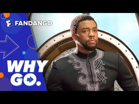Why Go? | Black Panther