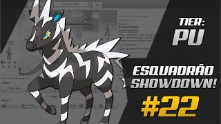 Esquadrão Showdown #22 SharK & Pallas | Smogon PU