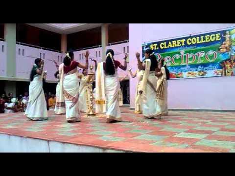 Kaithapoo - Thiruvathira video