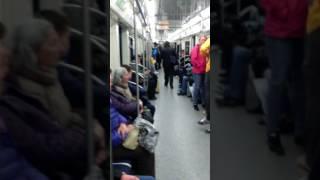 Московское метро, 13.05.2017, торговля в метро