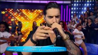 Maluma Borro Cassete e Chantaje - A Hora do Faro