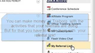 Traiborg Social Media Community - First Steps.flv